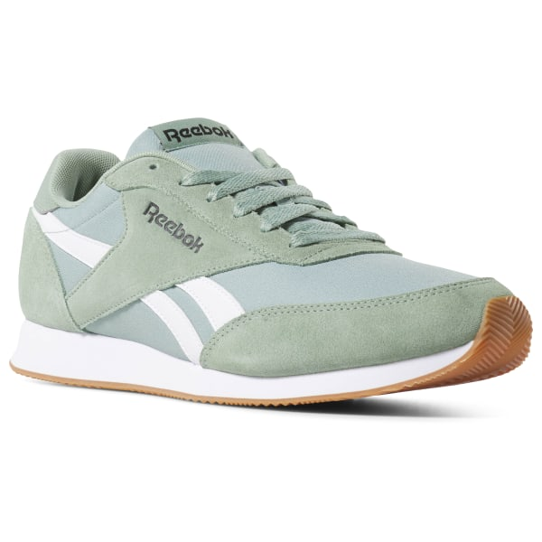 30efbacaede Reebok Royal Classic Jogger 2 Industrial Green / Black / White / Gum DV3645