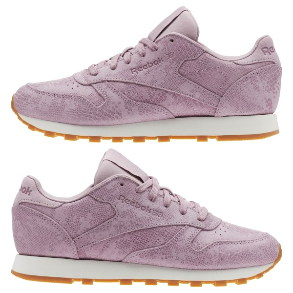 Reebok Classic Leather Pourpre | Reebok France