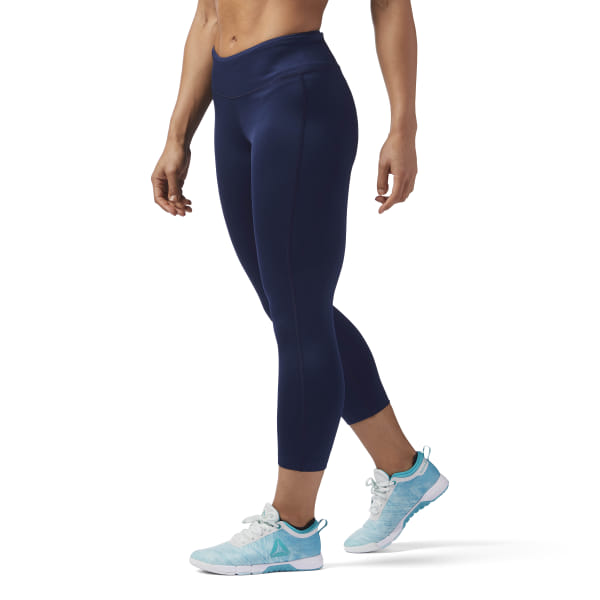 a544abf1fdf Workout Ready Cropped Leggings Collegiate Navy   Collegiate Navy CE1234