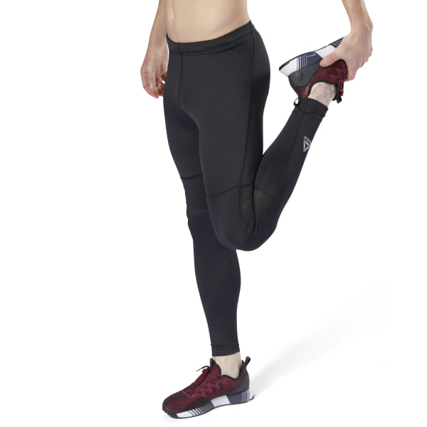21d96b609 Tights Running - Negro Reebok | Reebok Colombia