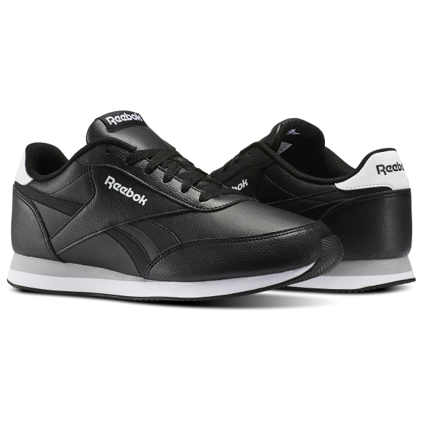 9c7fd65d04725 Reebok Royal Classic Jogger Shoes - Black