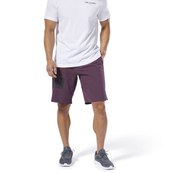 f63bd87c Reebok CrossFit® Epic Base Shorts - Purple | Reebok GB
