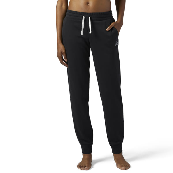 e2dc844eec Reebok Training Essentials French Terry Sweatpant - Black | Reebok Norway