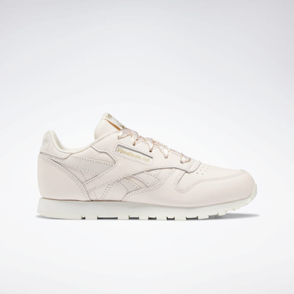 caabcec28c64 Reebok Classic Leather Shoes - Pink | Reebok MLT
