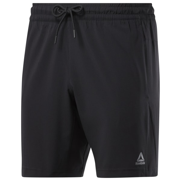 The Wor Woven Short is new for Training on reebok.com. Scroll through the pictures above to see more details from different angles. If you�ve tried out the Wor Woven Short before, leave a review below to let us know what you thought.We�re still working on getting you more information about the Wor Woven Short on reebok.com so come back soon. In the meantime, here�s the product article number FL5091 for your reference, it\'s categorized as: Training Shorts Imported