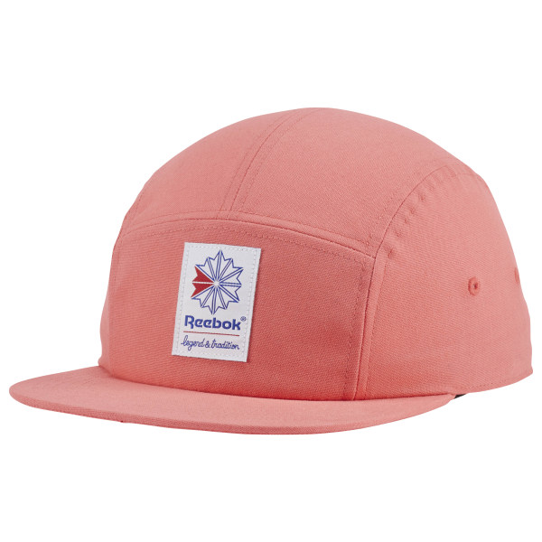 060c97a380fc7 Reebok Classics Foundation 5-Panel Cap - Red | Reebok MLT