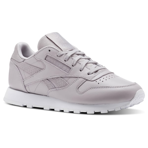 785951fe22fb0 Classic Leather PS Pastel Lavender Luck   White CM9159