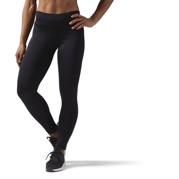 4036bf3a8d1ef Leggings Workout Ready - Negro Reebok | Reebok Colombia