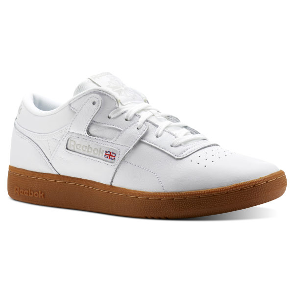f11df57eab Reebok Club Workout - White | Reebok MLT