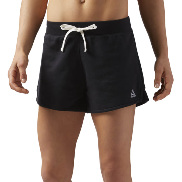 f631bce30c Reebok Training Essentials Simple Short - Czerń