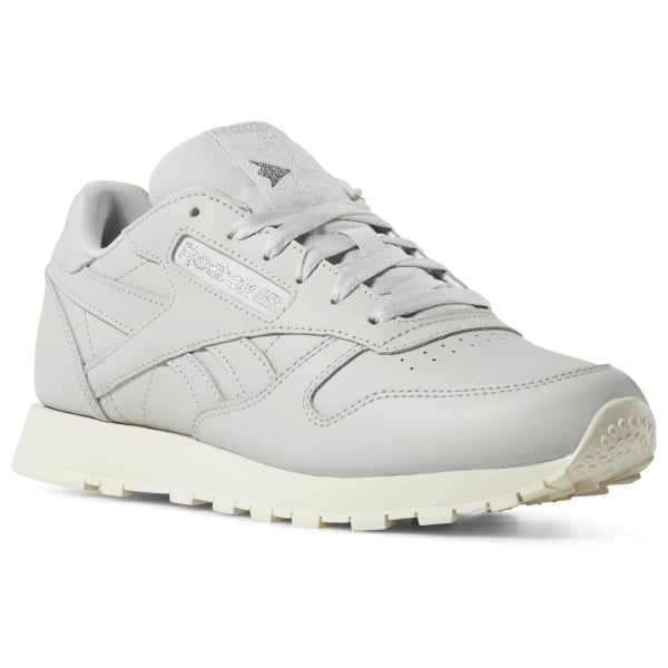 507c85655a Reebok Classic Leather - Grey | Reebok MLT