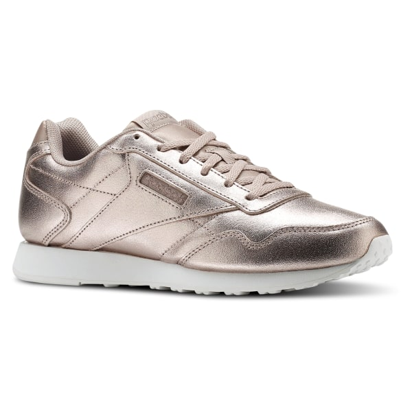 fac010e840d Reebok Royal Glide LX Rose Gold / White / Sandy Rose / Shell Pink CN3122