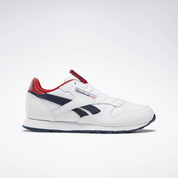 6ee72cf06a Reebok Classic Leather Shoes - White | Reebok Norway