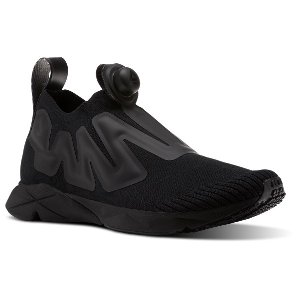 caf04544 Reebok Pump Supreme Ultraknit - Black | Reebok New Zealand