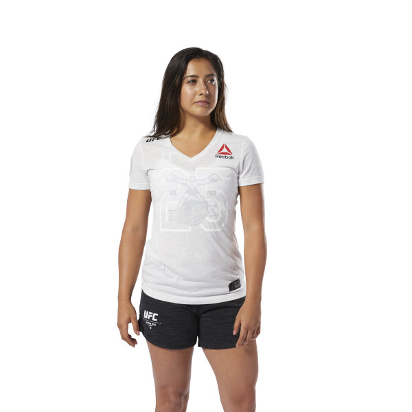 9f0a6be3bf Reebok UFC Fight Kit Decorated Jersey - White | Reebok Norway