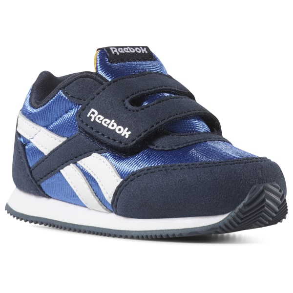 b57ad20b783 Reebok Royal Classic Jogger 2.0. KC – Toddler Collegiate Navy / Coll Royal  / Trek