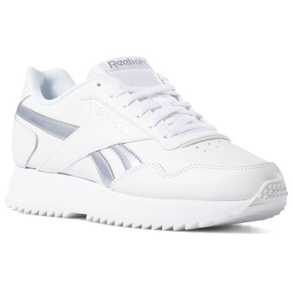 low priced ff4f0 a1606 Reebok Royal Glide Ripple Double