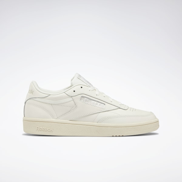A retro tennis design with a streetwise vibe. These women\'s all-leather shoes offer clean lines and casual comfort. For understated style, they come with a single-color monochrome upper. Leather upper Designed for: Casual everyday wear EVA midsole for lightweight cushioning High-abrasion rubber outsole adds durable responsiveness Imported