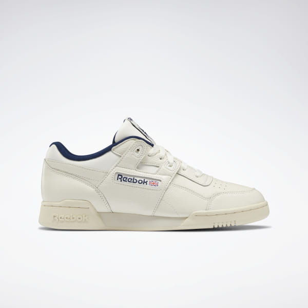 b39ca46eeba08 Reebok Workout Plus Shoes - White | Reebok GB