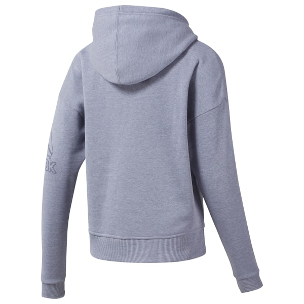 Reebok Training Essentials Sweatshirt Lila | Reebok Austria