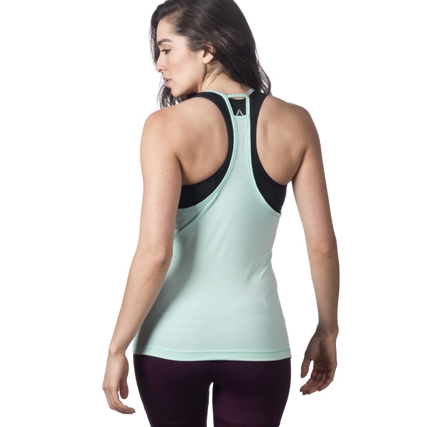 Recycled Racerback Tank