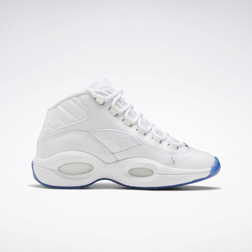 Reebok-Kids-039-Question-Mid-Shoes-Grade-School thumbnail 11