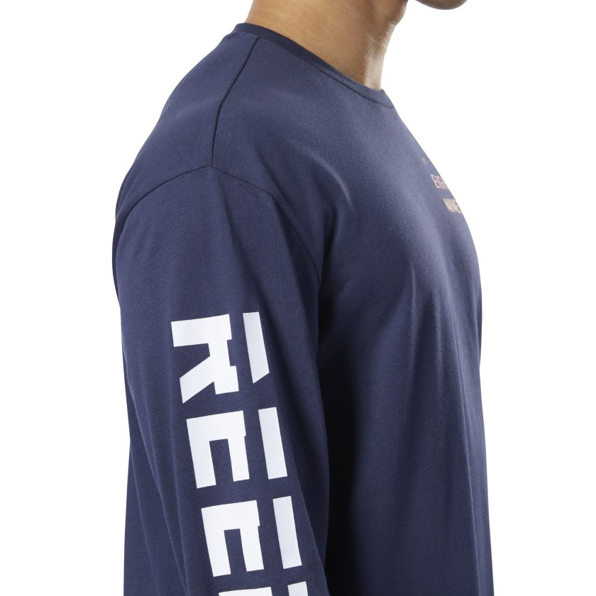 Reebok-Men-039-s-Meet-You-There-Tee thumbnail 26