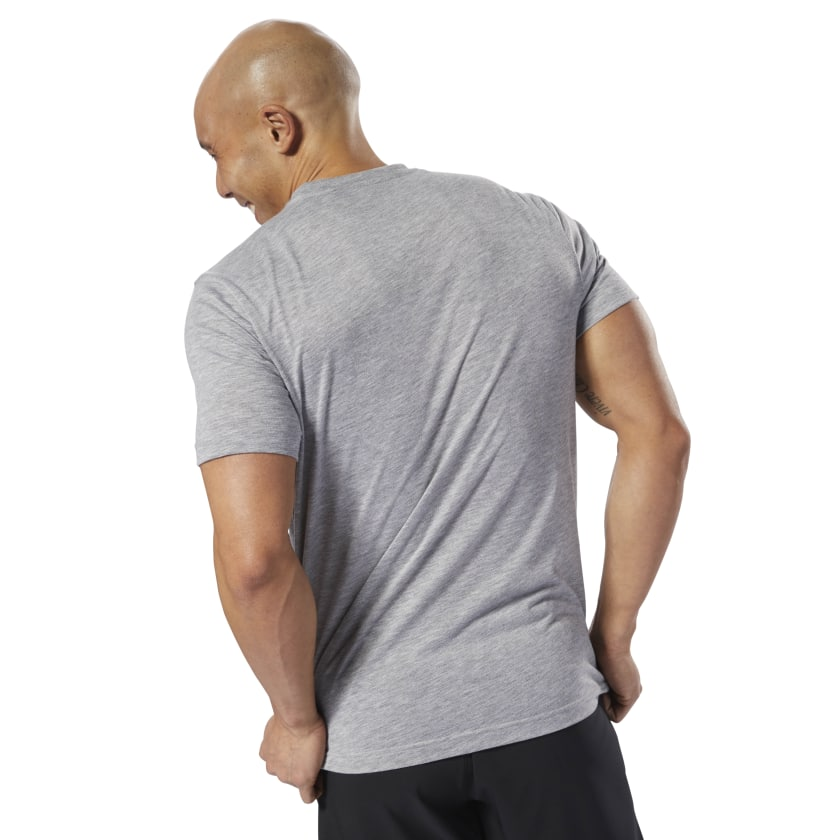 Reebok-Men-039-s-Training-Speedwick-Tee thumbnail 10
