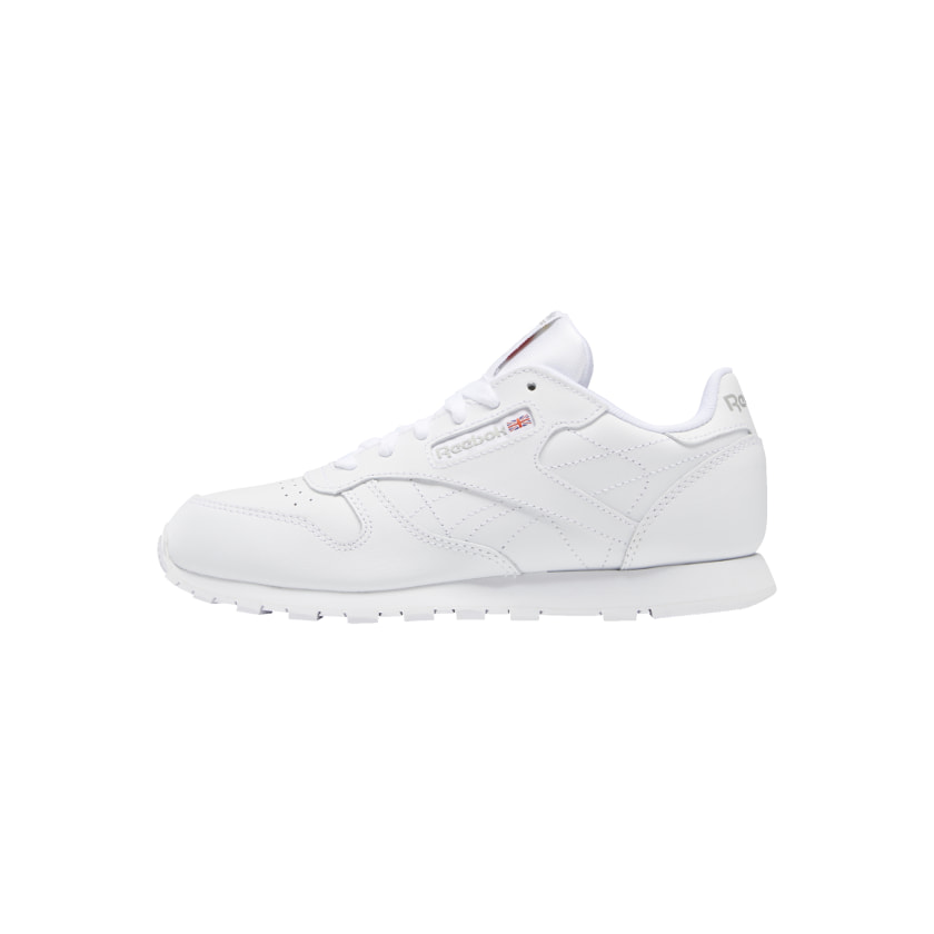 Reebok-Kids-039-Classic-Leather-Shoes-Grade-School thumbnail 19