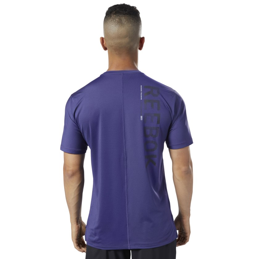 Reebok-Men-039-s-One-Series-Training-ACTIVCHILL-Move-Tee thumbnail 38