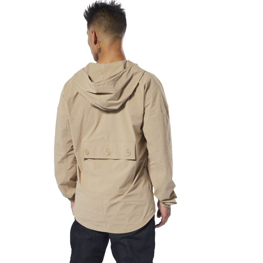 Giacca Combat Pullover