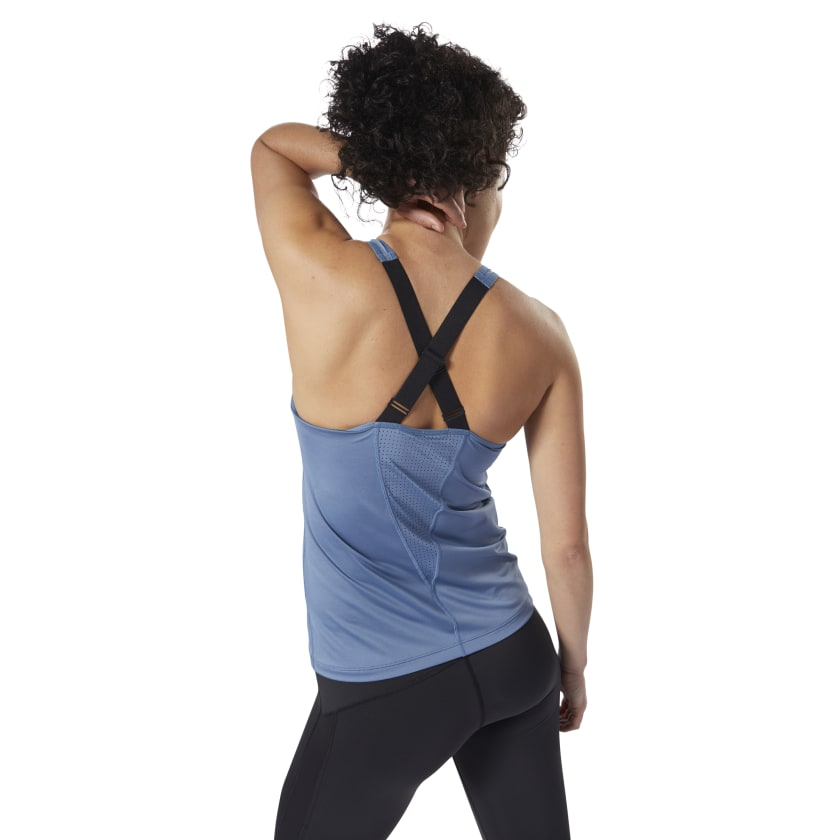LES MILLS Fitted Long Bra