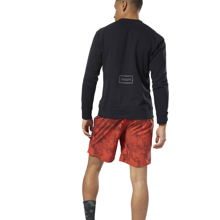 Reebok CrossFit Speed Shorts – Stone Camo