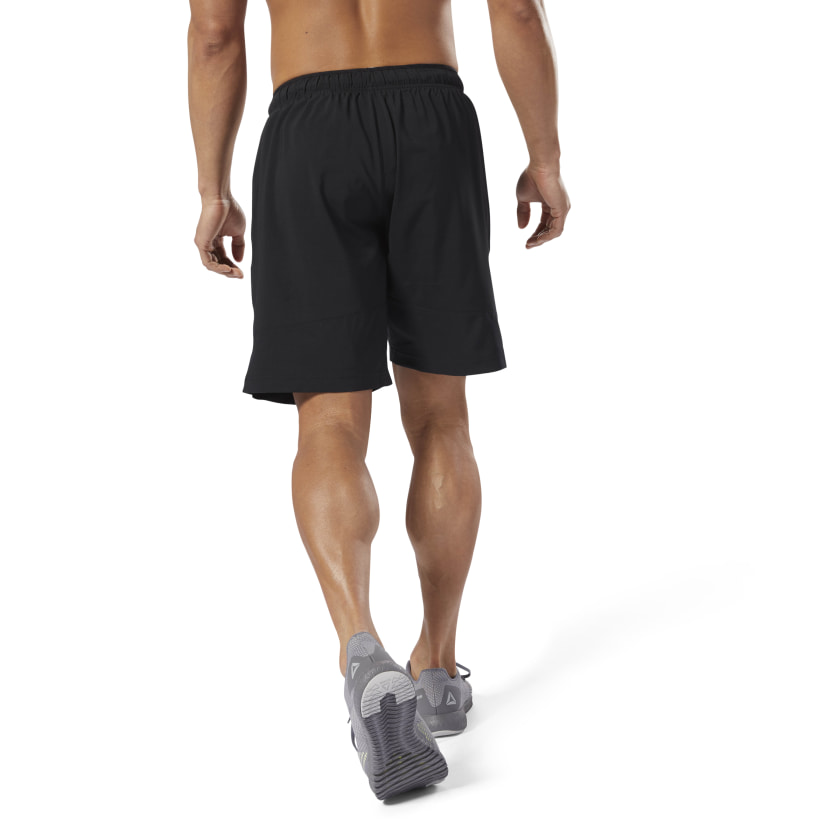 Shorts Workout Ready Graphic Woven