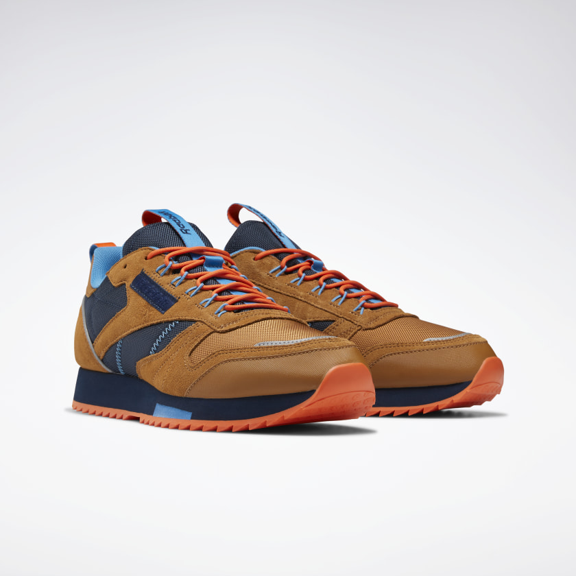 Reebok-Men-039-s-Classic-Leather-Ripple-Trail-Shoes-Shoes thumbnail 17