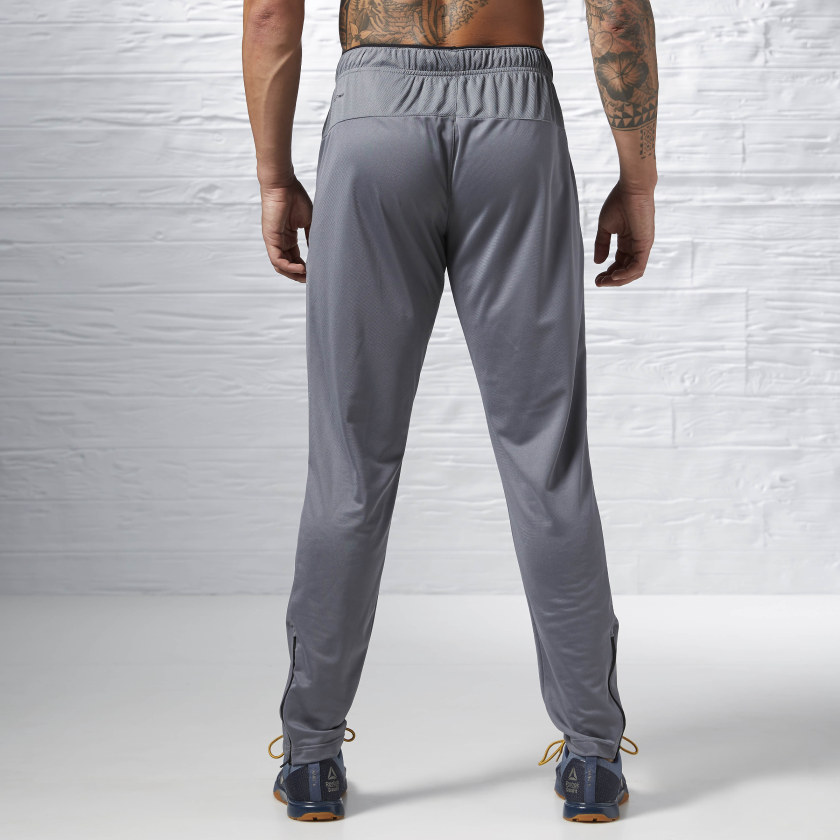 Workout Ready Stacked Logo Trackster Pant