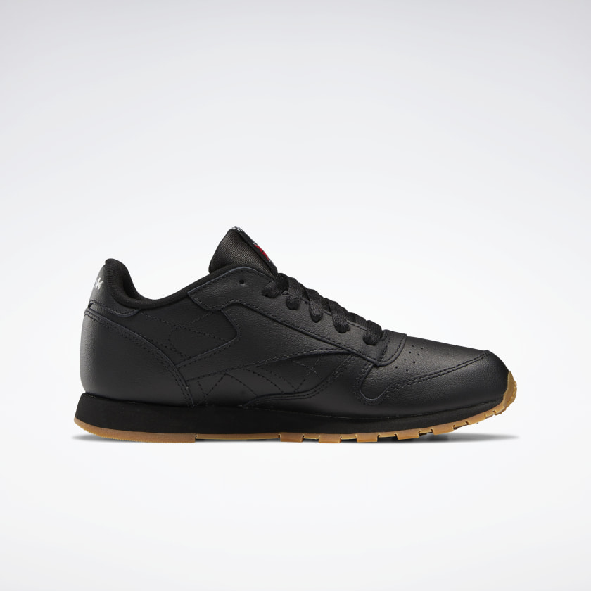 Reebok-Kids-039-Classic-Leather-Shoes-Grade-School thumbnail 30