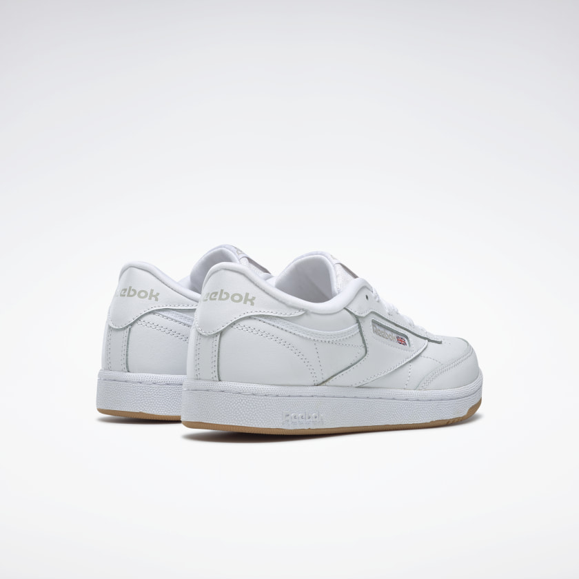 Reebok-Kids-039-Club-C-Shoes-Grade-School thumbnail 23