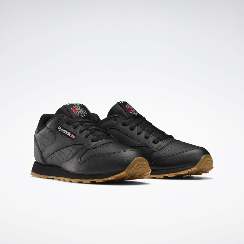 Reebok-Kids-039-Classic-Leather-Shoes-Grade-School thumbnail 31