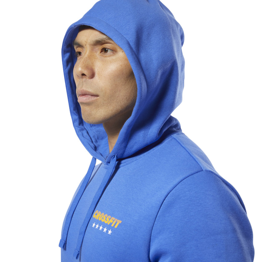Reebok-Men-039-s-CrossFit-World-Class-Hoodie thumbnail 17