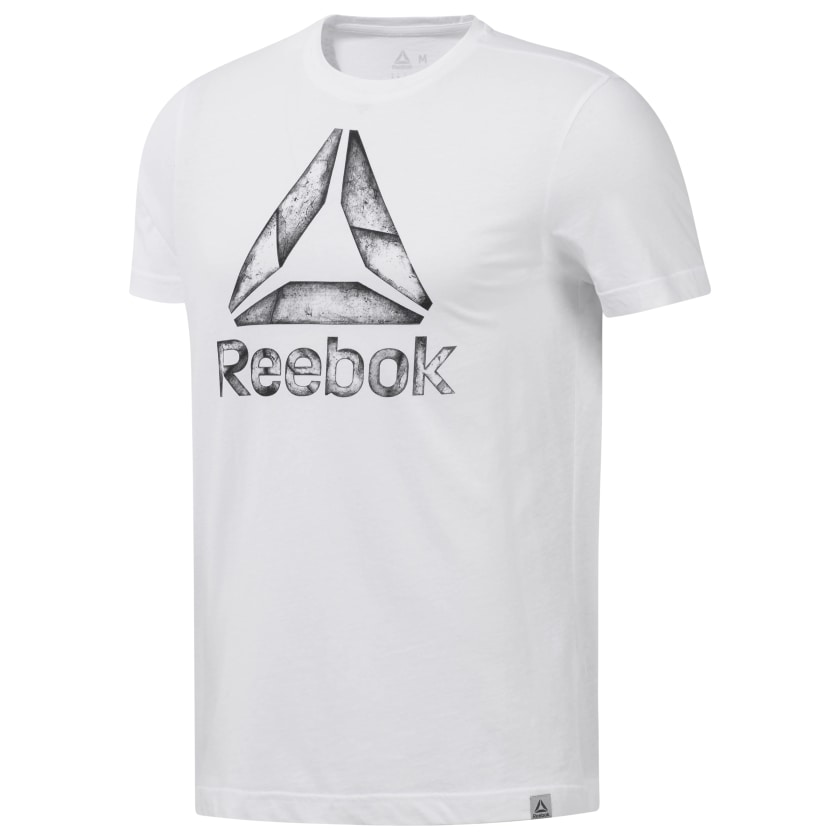 Reebok-Men-039-s-One-Series-Training-Black-Ice-Tee thumbnail 13