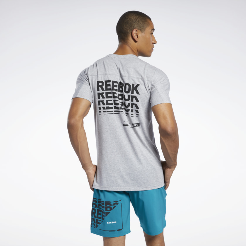 Reebok-Men-039-s-Speedwick-Move-Tee thumbnail 35