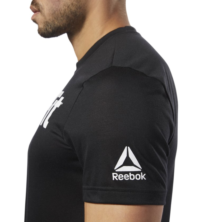 Reebok-Men-039-s-CrossFit-Speedwick-F-E-F-Graphic-T-Shirt thumbnail 12