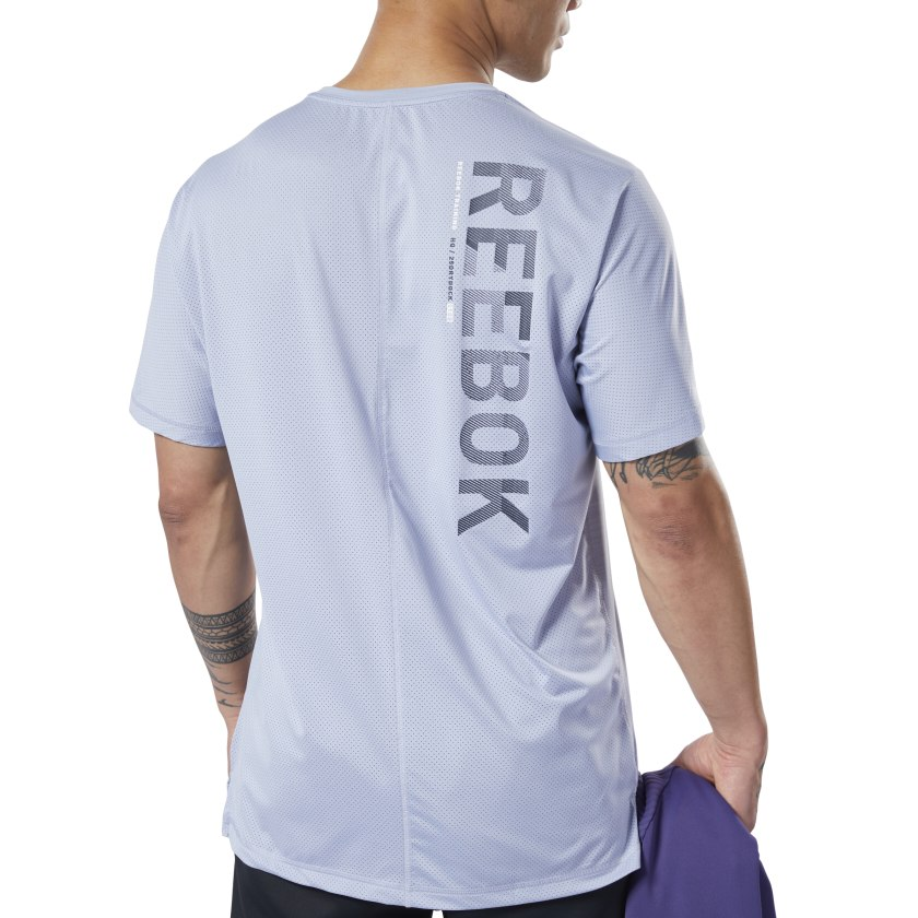 Reebok-Men-039-s-One-Series-Training-ACTIVCHILL-Move-Tee thumbnail 11