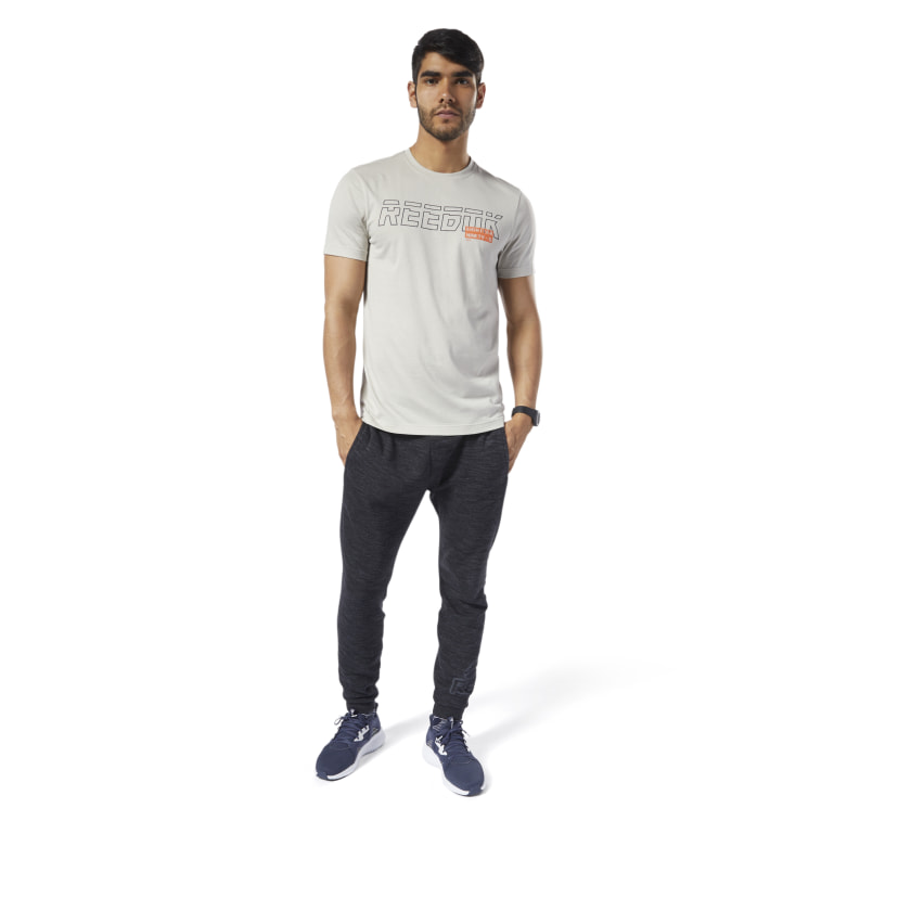 Reebok-Men-039-s-Graphic-Series-Foundation-Tee miniature 20