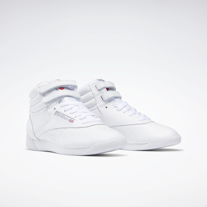 Reebok-Freestyle-Hi-Women-039-s-Shoes thumbnail 14