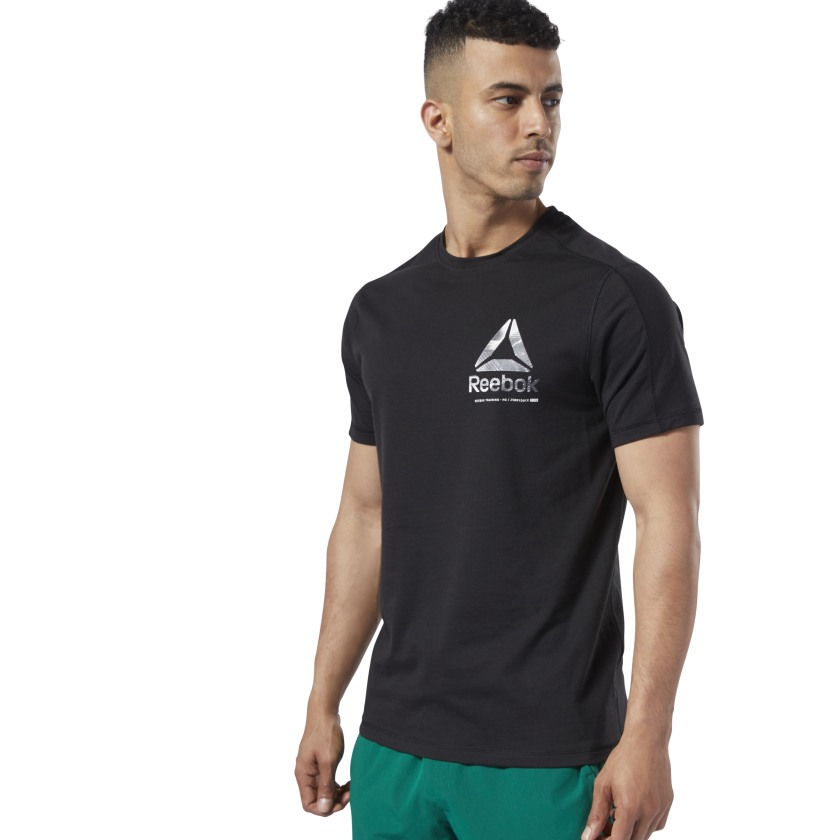 Reebok-Men-039-s-One-Series-Training-Speedwick-Tee thumbnail 18