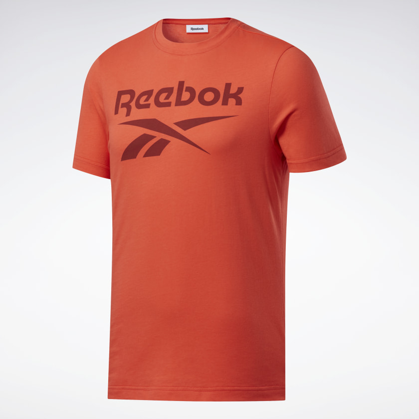 Reebok-Men-039-s-Graphic-Series-Stacked-Tee thumbnail 11