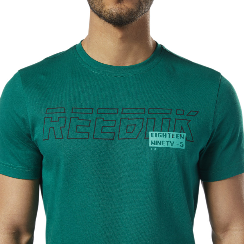 Reebok-Men-039-s-Graphic-Series-Foundation-Tee miniature 12