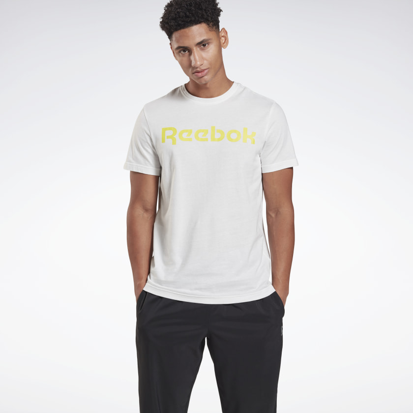 Reebok-Men-039-s-Graphic-Series-Linear-Logo-Tee thumbnail 26